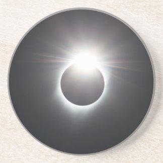 Diamant-Ring Sandstein Untersetzer
