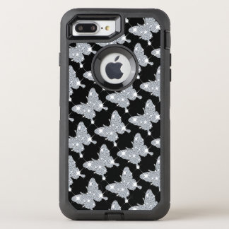 Diamant-Schmetterling Apple Iphone 7/8 OtterBox Defender iPhone 8 Plus/7 Plus Hülle