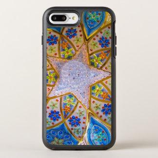Diamant-Stern OtterBox Symmetry iPhone 7 Plus Hülle