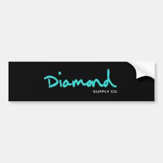Diamant STOSSDÄMPFER Autoaufkleber