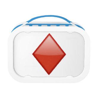 Diamanten - Emoji Brotdose
