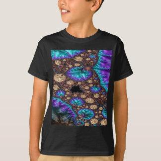Diamanten im rauen Fraktal 2 T-Shirt