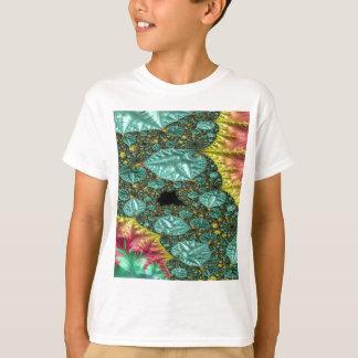 Diamanten im rauen Fraktal T-Shirt
