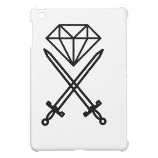 Diamantschnitt Hüllen Für iPad Mini