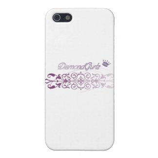 Diamondgurlz Logo-Produkte iPhone 5 Case