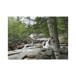 Dianas Bäder, New Hampshire Leinwanddruck