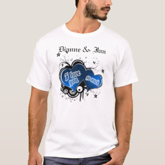 Dianne u. Ian T-Shirt