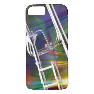 DiaTrombone iphone, ipad smartphone ADDIEREN TEXT iPhone 8/7 Hülle