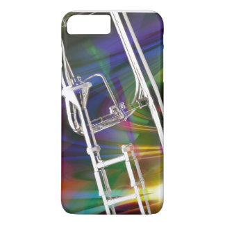 DiaTrombone iphone, ipad smartphone ADDIEREN TEXT iPhone 8 Plus/7 Plus Hülle