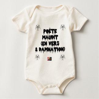 Dichter verflucht (EN GEGEN UND VERDAMMNIS) - Baby Strampler