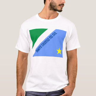 Dickes Gestrüpp des Südens T-Shirt