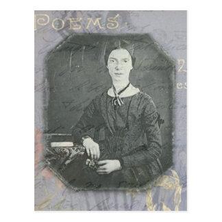 Dickinson mischte Postkarte wieder