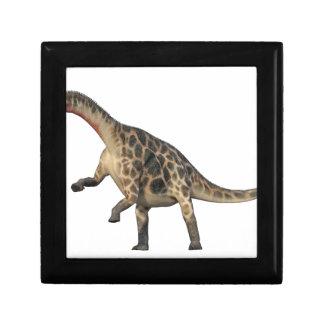 Dicraeosaurus stehend geschenkbox