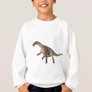 Dicraeosaurus stehend sweatshirt