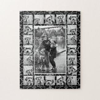 Die 21 Foto-Collagen-und die Fliesen-Muster - KANN Puzzle