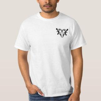 Die 2. Änderung: der wirkliche Ursprung der T-Shirt