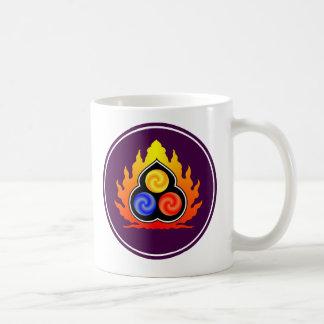 Die 3 Juwelen - Taoismus/Tao Te Ching/Lao Tzu Kaffeetasse