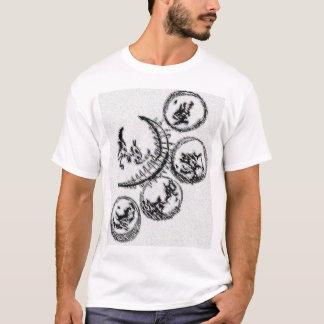 Die 4 Dämonen von September T-Shirt