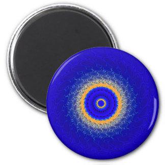 Die 4 Elemente: Wasser Runder Magnet 5,1 Cm