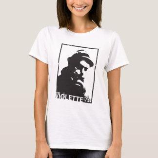 Die Abdeckungs-Shirt der Frau T-Shirt