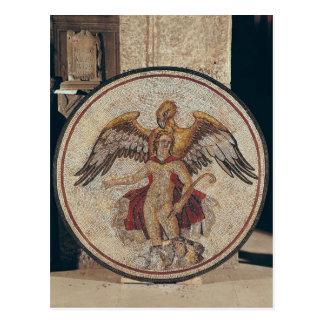 Die Abduktion von Ganymede, 2.-. Jahrhundert Postkarte