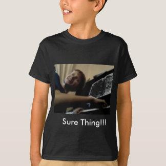 Die Abenteuer CJ Geist-Sicherer Sache!!! T-Shirt