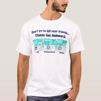Die Abenteuer des Papiers, des Felsens und des T-Shirt