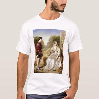Die Ablehnung (Öl auf Leinwand) T-Shirt