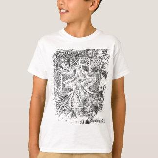 Die abstrakte Kunst von Michael Pearson T-Shirt