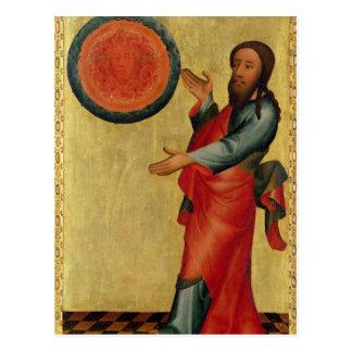 Die Abteilung des Wassers vom hohen Altar Postkarte