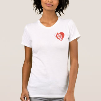 Die Abteilungs-zierliches T-Stück USCG Mammen T-Shirt
