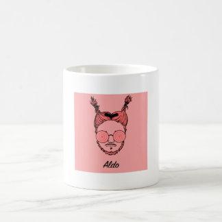Die Aldo-Schale Kaffeetasse
