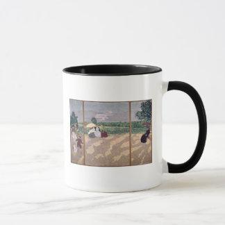 Die allgemeinen Gärten Tasse