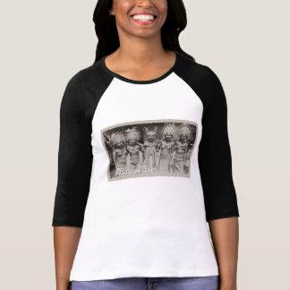 Die alten Balinese-Tänzer T-Shirt