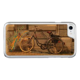 Die alten Wahlen des Fahrrad-1 Carved iPhone 8/7 Hülle