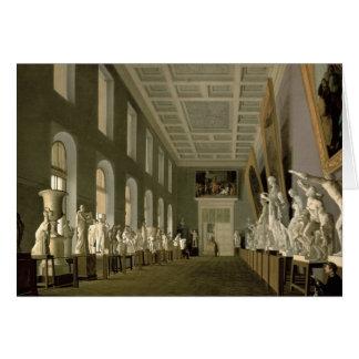 Die Altertums-Galerie der Akademie der Geldstrafe Karte