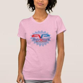 Die angepasste T der Erdölpantry-Frauen T-Shirt