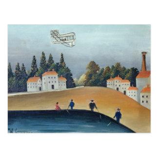 Die Angler, c.1908-09 (Öl auf Leinwand) Postkarten