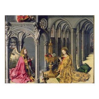 Die Ankündigung, c.1445 Postkarten