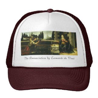 Die Ankündigung durch Leonardo da Vinci Retrocap