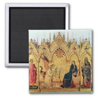 Die Ankündigung mit St Margaret und St. Quadratischer Magnet