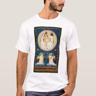 Die Annahme und die Krönung des gesegneten Virgi T-Shirt