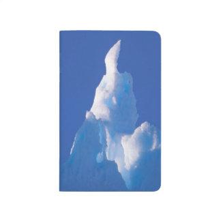 Die Antarktis, australisches antarktisches Gebiet Taschennotizbuch