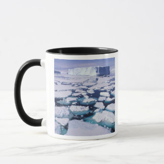 Die Antarktis, Eisfluß Tasse