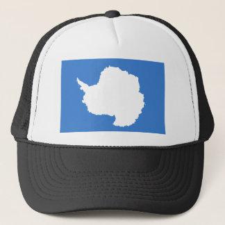 Die Antarktis-Flagge Truckerkappe