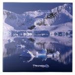 Die Antarktis, Paradies-Bucht Keramikfliesen