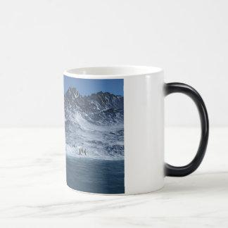 Die Antarktis Verwandlungstasse