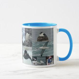 Die Antarktis-Vögel Tasse
