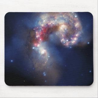 Die Antennen-Galaxien Mousepad