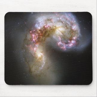 Die Antennengalaxien Mousepad